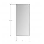 Зображення Дзеркало з фацетом 10 мм, 1050 х 450 мм. 1167 - изображение 3
