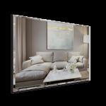 Изображение Зеркало 4 мм с фацетом 10 мм 500 х 650 мм. 1116 - изображение 1