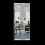 Изображение Зеркало с фацетом 10 мм, 800 х 300 мм. 1189 - изображение 2