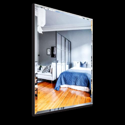 Изображение Зеркало с фацетом 10 мм, 400 х 300 мм. 1193 - изображение 6