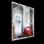 Изображение Зеркало с фацетом 10 мм, 600 х 500 мм. 1165 - изображение 1