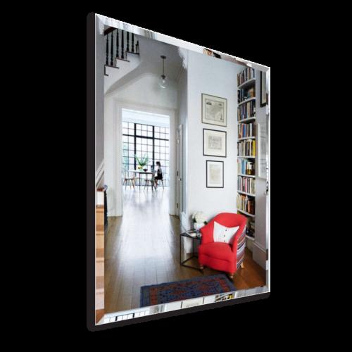 Изображение Зеркало с фацетом 10 мм, 600 х 500 мм. 1165 - изображение 6