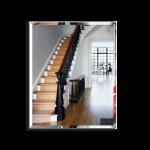 Изображение Зеркало с фацетом 10 мм, 600 х 500 мм. 1165 - изображение 2