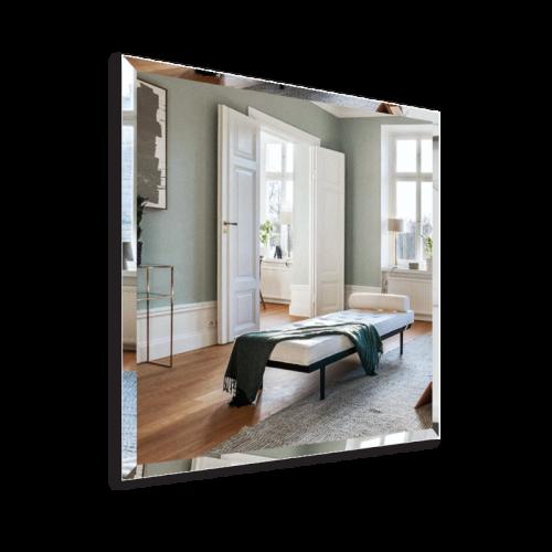 Изображение Зеркало с фацетом 10 мм, 500 х 500 мм. 1166 - изображение 6