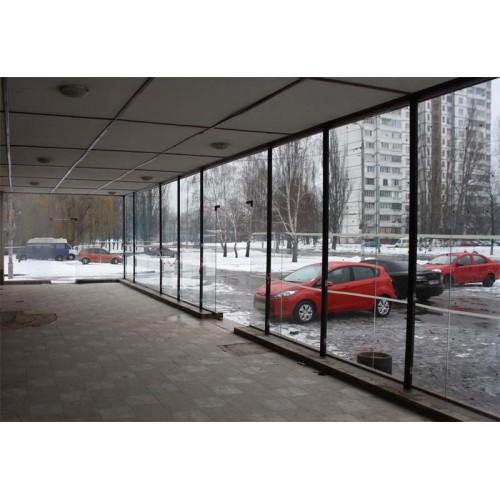 Зображення Цілісно скляний фасад 05.02.5 - изображение 2