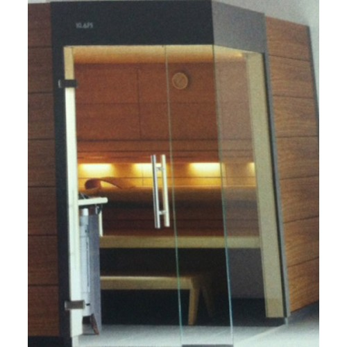 Изображение Стеклянный фасад в сауне 05.02.8 - изображение 2