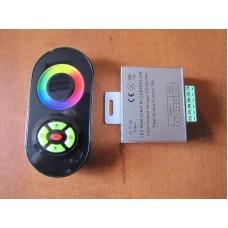 Зображення Контроллер RGB (радіо керування)  010.11.38
