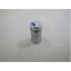 Изображение Крепление стекла дистанционное 16х25 мм хром 010.2.29