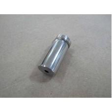 Изображение Крепление стекла дистанционное 19х40 мм хром 010.2.31