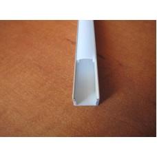 Зображення Профіль алюмінієвий зі світорозсіювачем для LED підсвітки  010.11.22