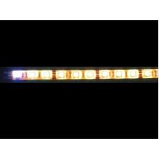 Зображення Світлодіодна стрічка 5050С RGB вологостійка Rishang 010.11.36