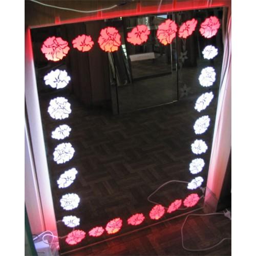 Изображение Зеркало с LED-подсветкой 012.11.1 - изображение 2
