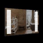 Зображення Дзеркало з LED підсвічуванням 550х800. 02.7.42 - изображение 1