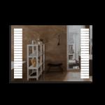 Зображення Дзеркало з LED підсвічуванням 550х800. 02.7.42 - изображение 2