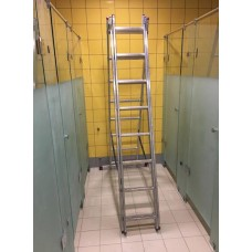 Зображення Монтаж душових кабін в спортивному комплексі 12.15.11