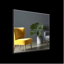 Изображение Зеркало прямоугольное с полированным краем 500 х 500 мм. 02.16.26