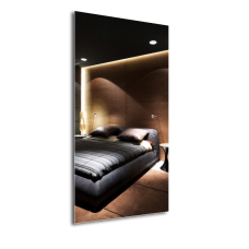 Изображение Зеркало прямоугольное с полированным краем 1000 х 500 мм. 02.16.28