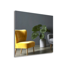 Изображение Зеркало прямоугольное с полированным краем 600 х 600мм. 02.16.33