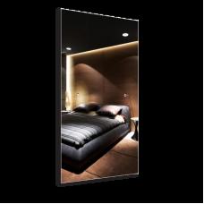 Изображение Зеркало прямоугольное с полированным краем 1200 х 600 мм 046