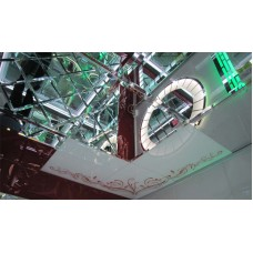 Зображення Стеля із скла і дзеркала 05.09.6