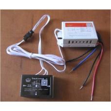 Изображение Выключатель сенсорный с LED подсветкой (на прикосновение) 010.10.36