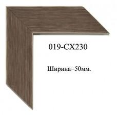 Изображение Профиль для рам 019-CX230
