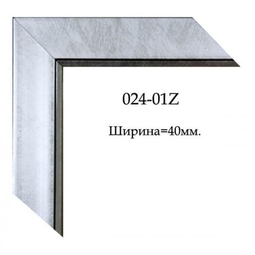 Зображення Профіль для рам 024-01Z - изображение 2