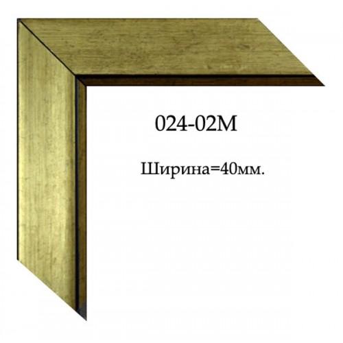 Зображення Профіль для рам 024-02M - изображение 2