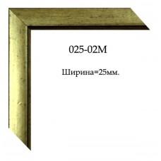Изображение Профиль для рам 025-02M