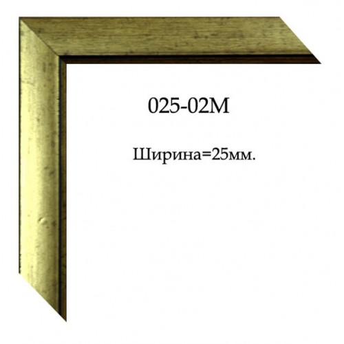 Изображение Профиль для рам 025-02M - изображение 2