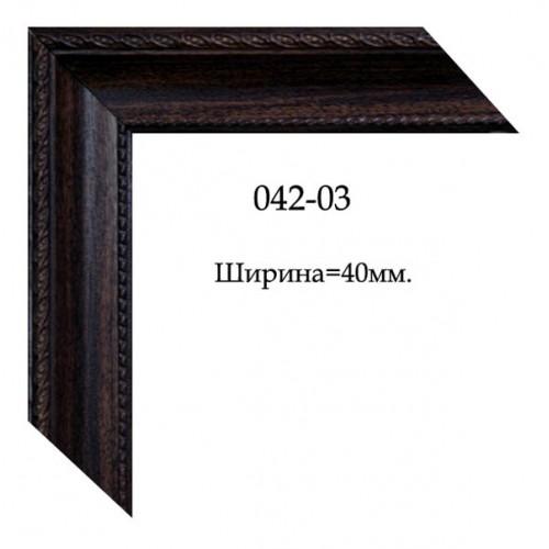 Изображение Профиль для рам 042-03 - изображение 2