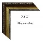 Изображение Профиль для рам 042-G - изображение 1