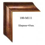 Зображення Профіль для рам Профиль 100-M111 - изображение 1