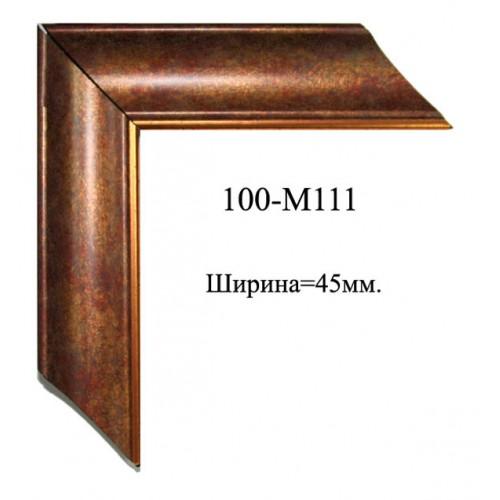 Зображення Профіль для рам Профиль 100-M111 - изображение 2