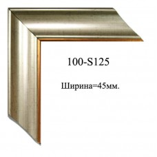 Изображение Профиль для рам Профиль 100-S125