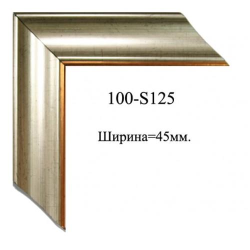 Зображення Профіль для рам Профиль 100-S125 - изображение 2