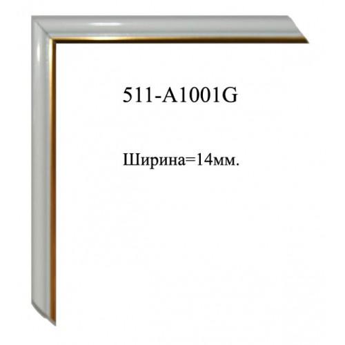 Изображение Профиль для рам 511-A1001G - изображение 2