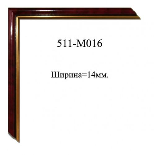 Изображение Профиль для рам 511-M016 - изображение 2