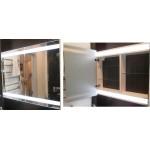 Зображення Шафа у ванну кімнату з LED підсвічуванням 04.08.10 - изображение 1