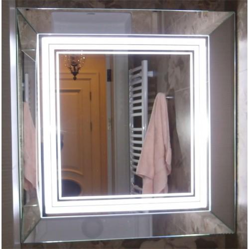 Изображение Шкаф в ванную с LED подсветкой 04.08.11 - изображение 2