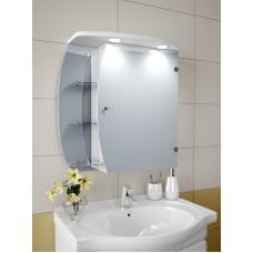 Изображение Шкаф зеркальный , 620х600х125мм 66ns