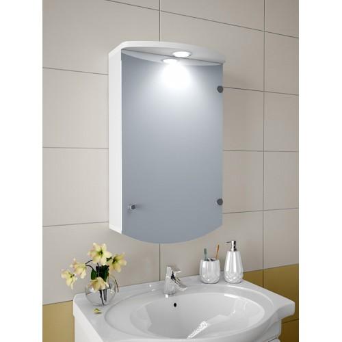 Изображение Шкаф зеркальный, 670х400х125мм 47-S - изображение 2