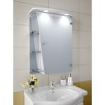 Изображение Шкаф зеркальный, 750х550х125мм 55-sk. - изображение 1