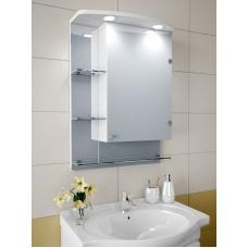 Изображение Шкаф зеркальный, 770х550х125мм 86-S