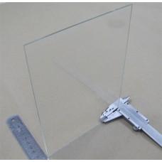 Изображение Стекло прозрачное толщиной 1,5 мм 01.01.17