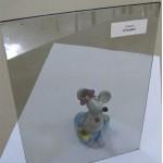 """Изображение Стекло тонированное с напылением """"Озеро"""" толщиной 4 мм, оттенок серо-голубой 01.02.16 - изображение 1"""
