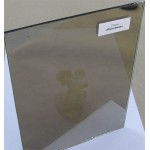"""Изображение Стекло тонированное с напылением """"Империал"""" толщиной 4 мм, оттенок золотой 01.02.19 - изображение 1"""
