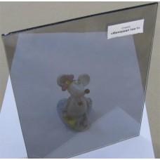 """Изображение Стекло тонированное с напылением """"Империал"""" тон 1 толщиной 4 мм, оттенок золотой 01.02.20"""