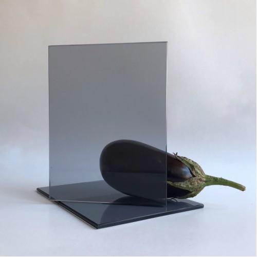 """Изображение Стекло тонированное """"Графит"""" толщиной 5мм 01.02.07 - изображение 3"""