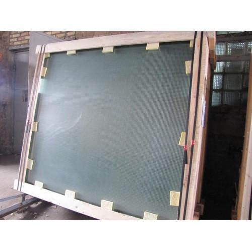 Зображення Скло армоване безбарвне товщиною 6 мм 01.3.57.3 - изображение 2